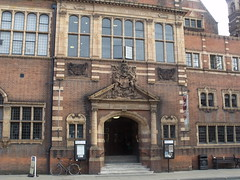 The Victoria Institute - Library and Museum - Foregate Street, Worcester