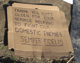 Semper Fi Scott Olsen