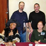 Military Scifi - Stephanie Burke, Ellen Asher, Myke Cole, Mike McPhail