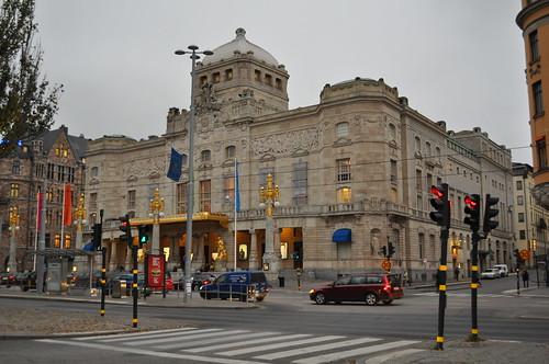 2011.11.09.209 - STOCKHOLM - Strandvägen - Kungliga Dramatiska Teatern