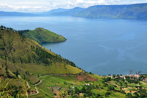 Tongging - Lake Toba
