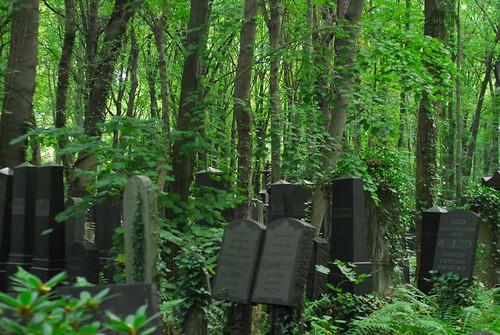 Jewish cemetery, Weißensee