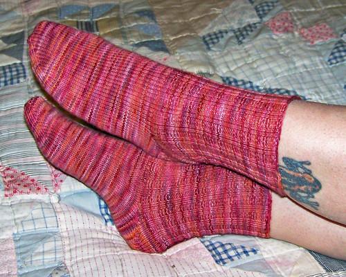 Sock 51 - Simple Joys