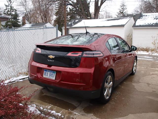 2011 Chevrolet Volt 12