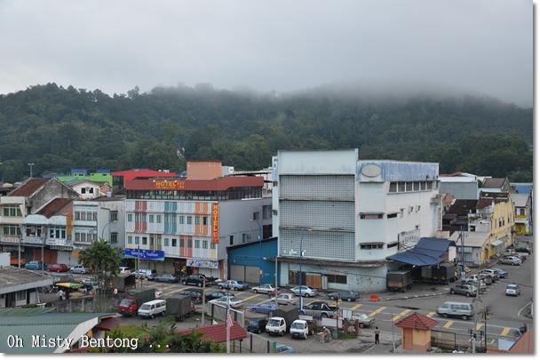 Misty Bentong
