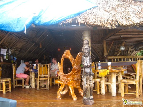 restaurant tranquilseas eco and dive lodge roatan honduras