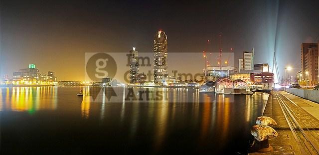Misty Rijnhaven - Rotterdam