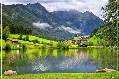 Selva dei Molini (Mühlwald) lago di Meggina 1.220 m s.l.m. by cicrico