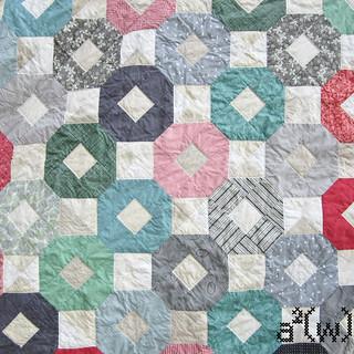 Shoofly quilt-6