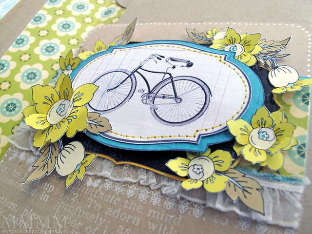 graphics fairy bike freebie TADA flowers - mel stampz