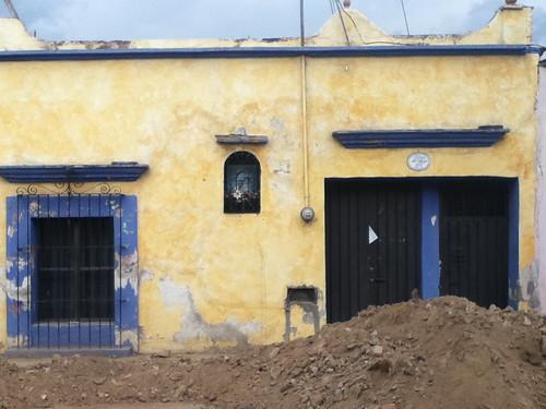 Calle Refugio, Barrio Jalatlaco @ Oaxaca 03.2012