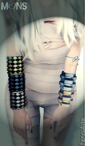 MONS Bracelets NEW! by Ekilem Melodie - MONS