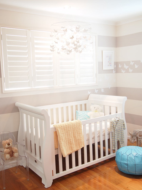 Striped Neutral Nursery 1