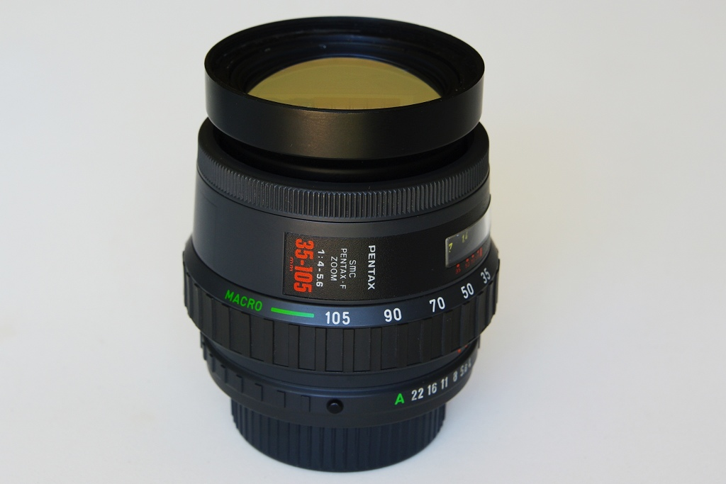 SMC PENTAX-F ZOOM 1:4-5.6 35-105mm