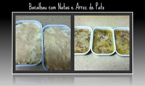 Os meus almoços by Cozinha das Festas