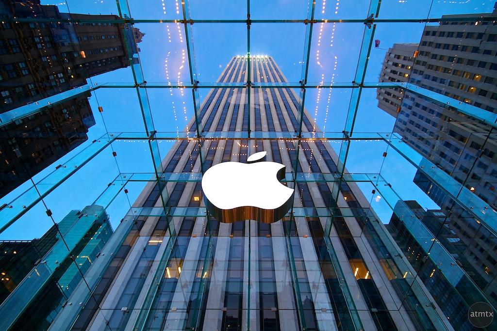 Apple Store, Fifth Avenue