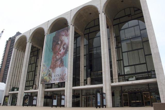0892 - Lincoln Center & Metropolitan Opera House