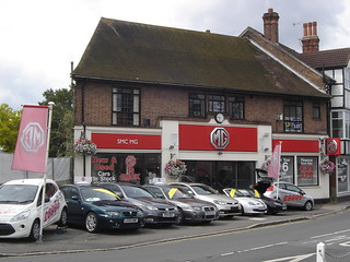 Datchet: SMC MG Dealership