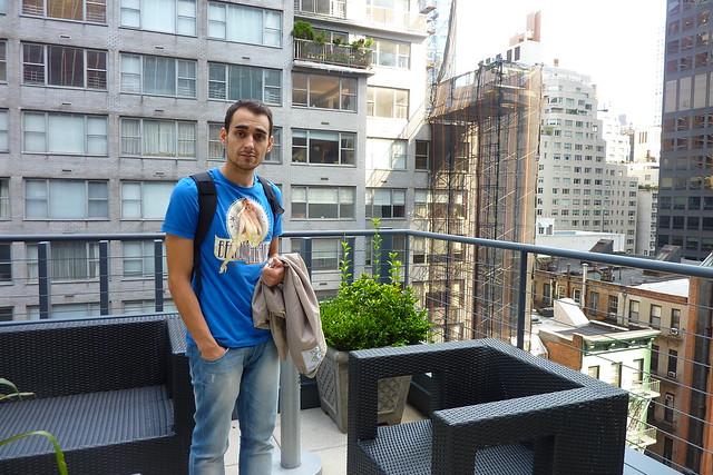 1027 - Terraza del Hotel