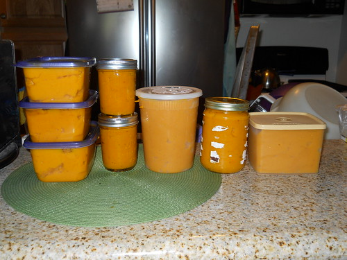 Fresh Pumpkin Puree - Homemade
