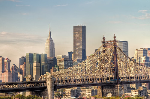 new york city :: queensboro bridge
