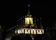 Bangkok, Wat Ratchannada and Loha Prasat (2)