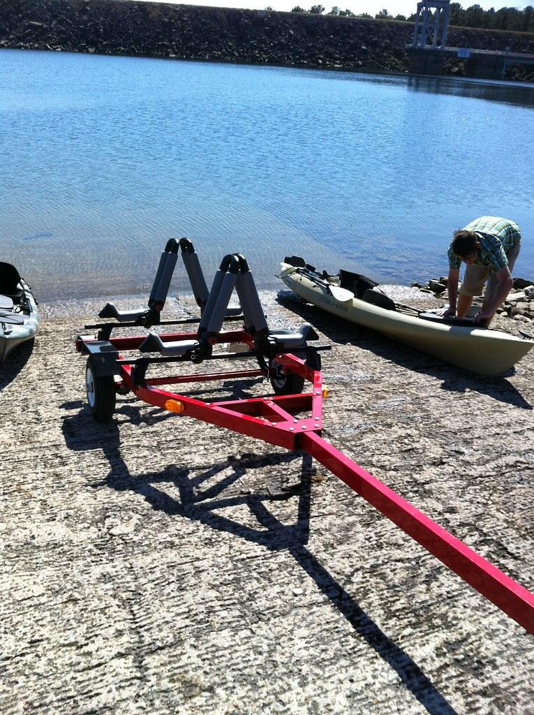 kayak trailer ideas page 2