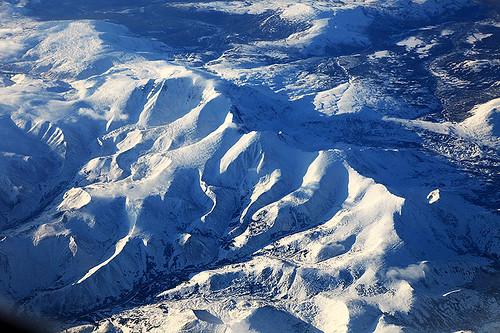 view russia aerial rus magadan peaceonearthorg