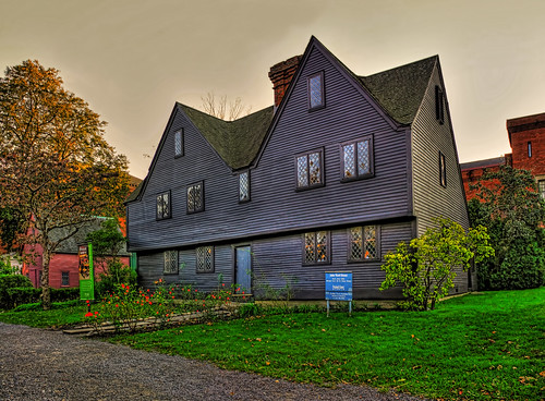 Salem MA - John Ward House 01