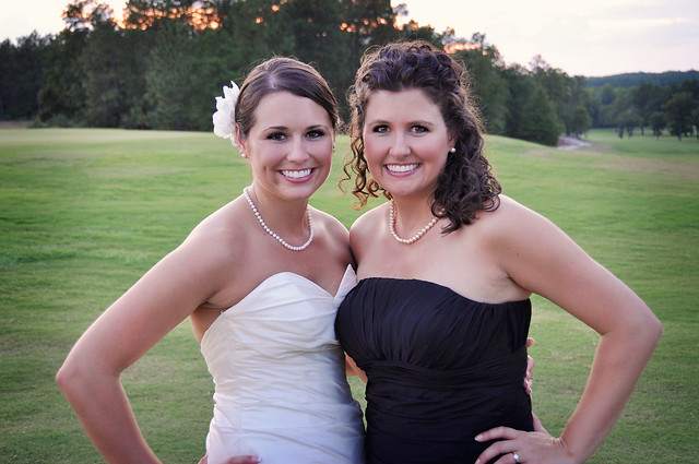 bride and jess