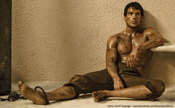 Immortals Movie Theseus Henry Cavill Immortals Theseus
