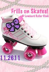 Frills on Skates