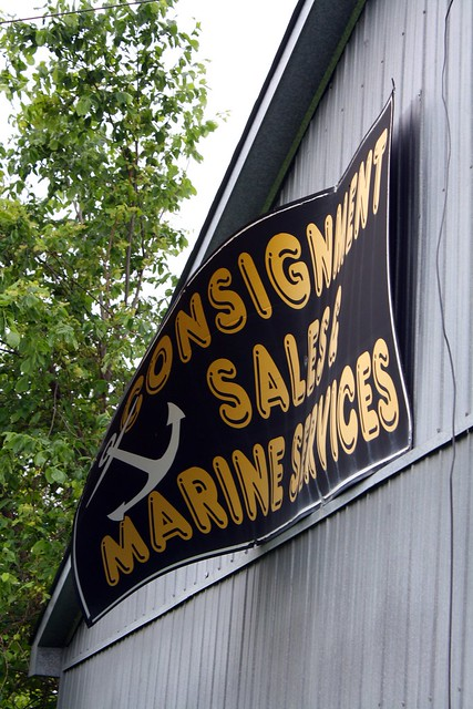 Consignment Sales Marine Services