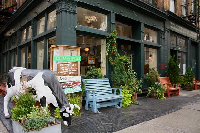 Bubby S Restaurant