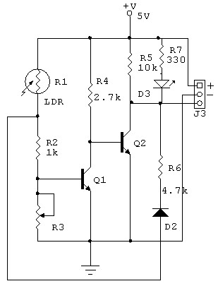 will discuss the design of each power supply and trigger