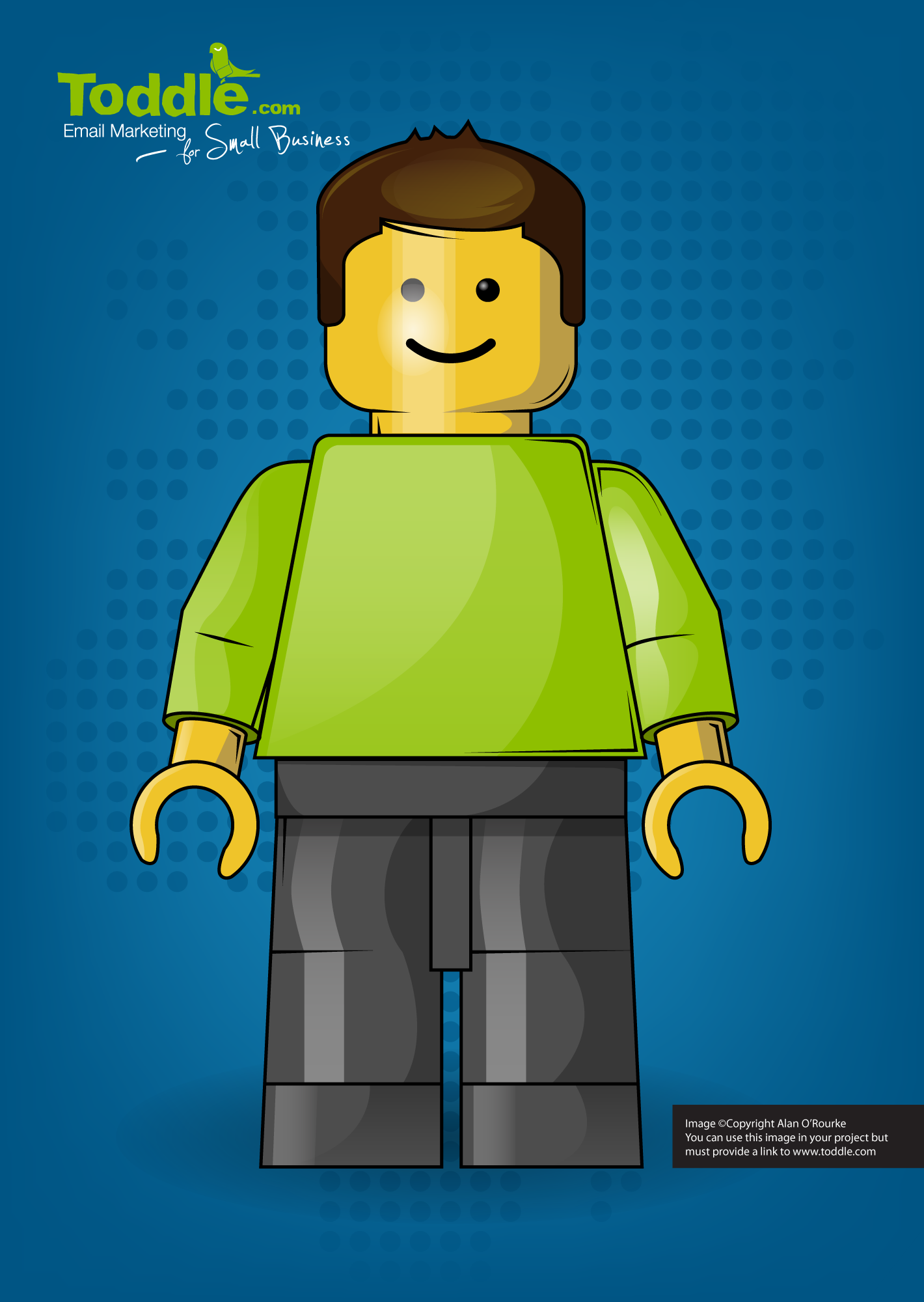 Lego Minifig Vector - Free | Flickr - Photo Sharing!