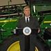 Agriculture Secretary Vilsack John Deere Plant Des Moines, IA 10/24/2011