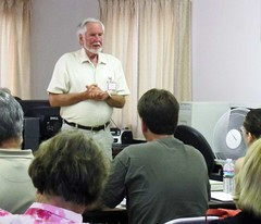 Speaker, John Purt
