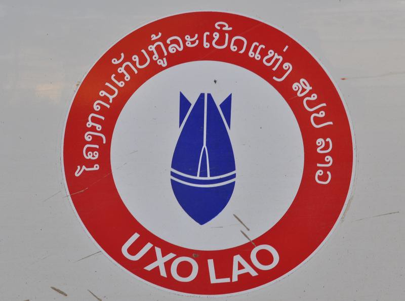 UXO (UneXploded Ordenance)
