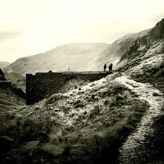 Honister Slate Mine, Borrowdale, Cumbria
