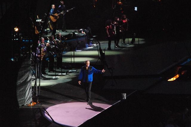 Neil Diamond Concert Tour