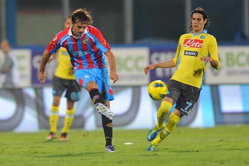 Calcio, Catania-Napoli: presentazione del match$