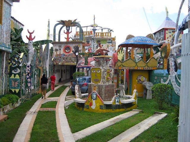 cuban artist - house property - tour -