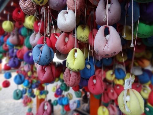 hanging monkeys Yasaka Koshindo - Kyoto by girl from finito