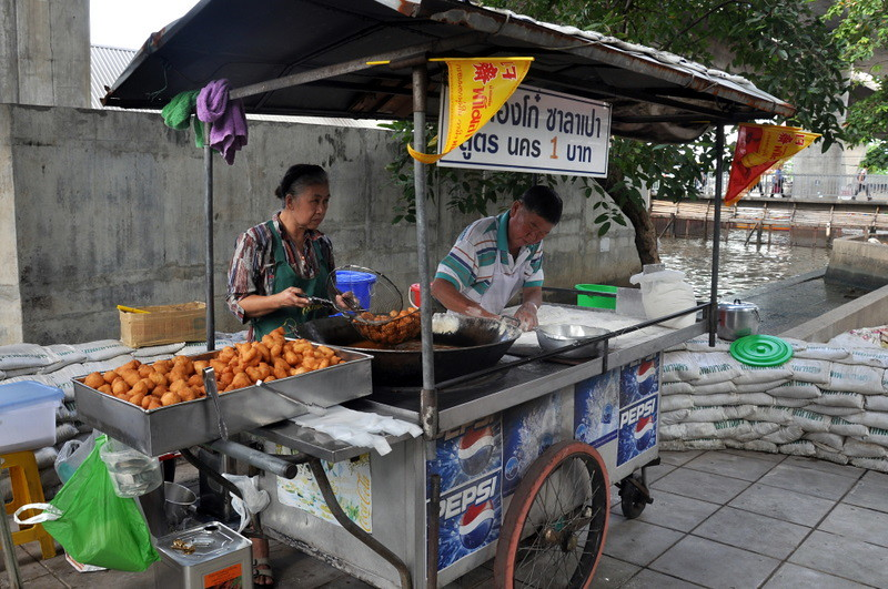 Bangkok Food Cart