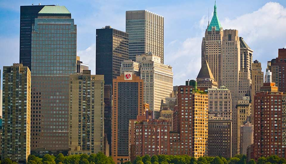 Mariott Downtown (New York, États-Unis)