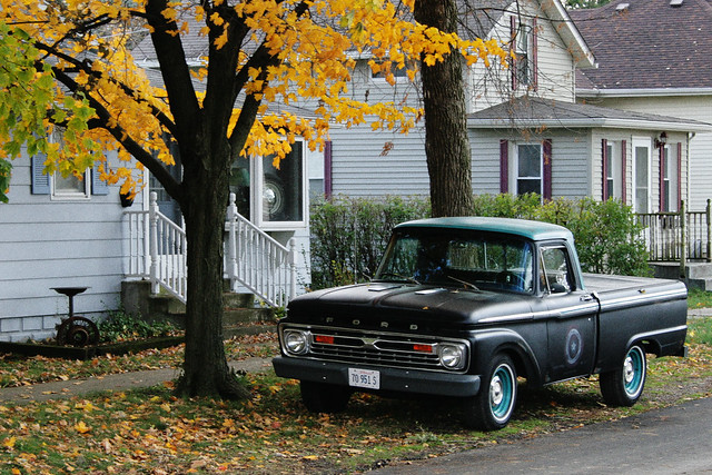 Ford F >> '65 Ford F100 | Flickr - Photo Sharing!