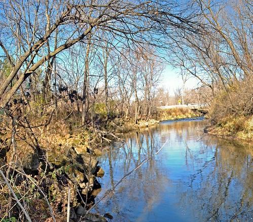 Trimbelle River @ Leonard Park