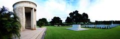 War cemetery | Panorama