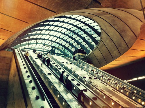 Canary Wharf Station II